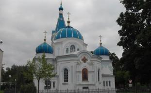 Elektroosmoze Preizticīgo katedrāle
